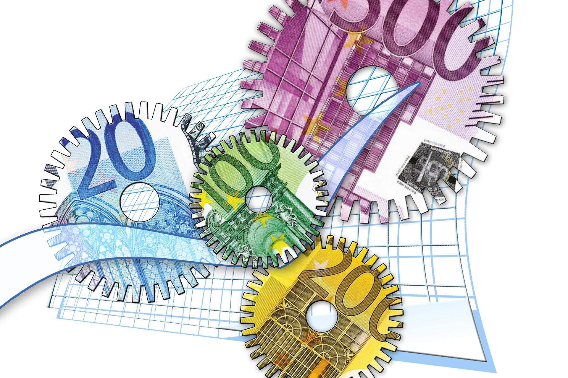 Euro bankovky