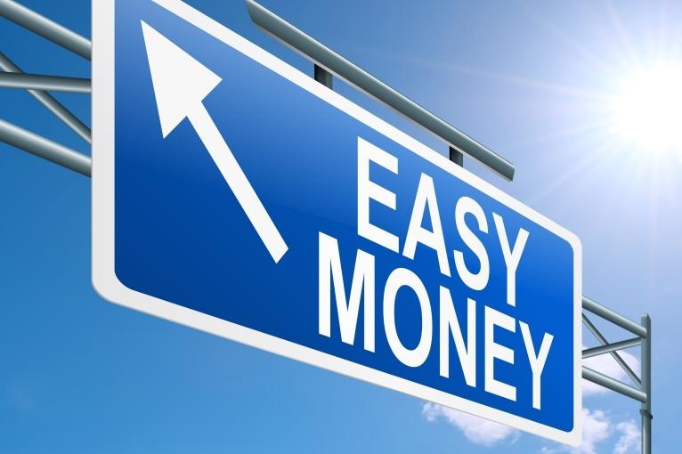 easy money obrazok